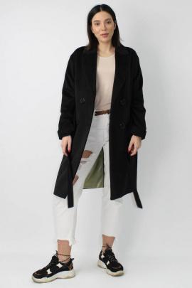 Пальто VLADOR 500512 черный