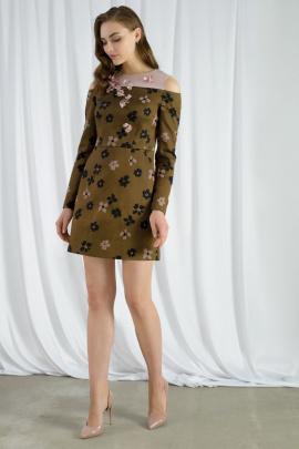 Платье BURVIN 6583-81