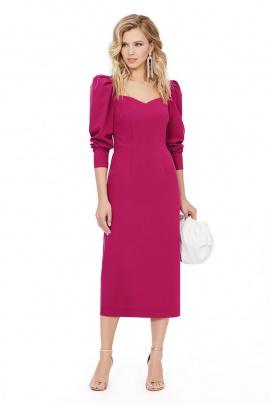 Платье PiRS 959 фуксия