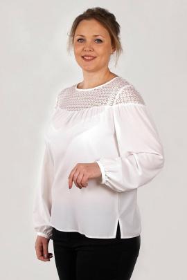 Блуза Zlata 4304 молочный