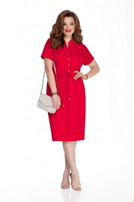 Платье TEZA 318 красный
