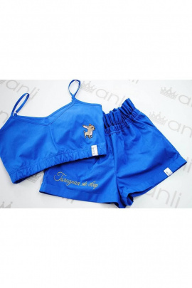 Комплект Anli 002+008а синий