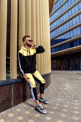 Брюки Rawwwr clothing 152 желтый