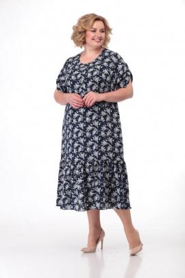 Платье Кэтисбел 1464 букет