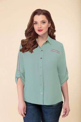 Блуза DaLi 5437 мята