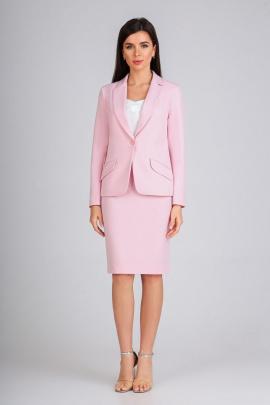 Женский костюм IVARI 202+508 розовый