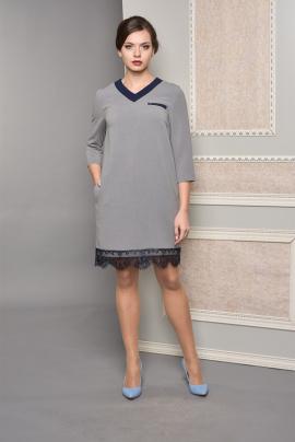 Lady Style Classic 1511 серый