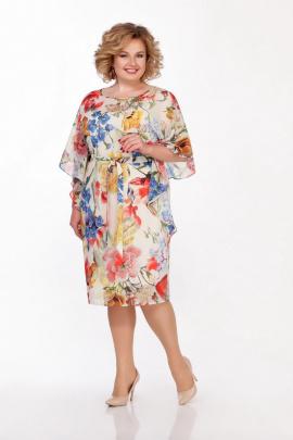 Платье LaKona 1314 мягкий_желтый