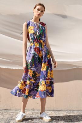 Платье Colors of PAPAYA 1372