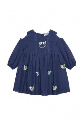 Платье Bell Bimbo 181306 деним