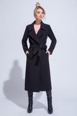Пальто ElectraStyle 6-5661-128 чер.