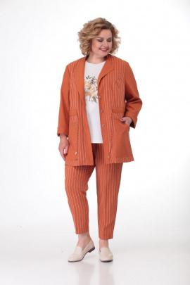 Женский костюм Кэтисбел 3464 оранжевый