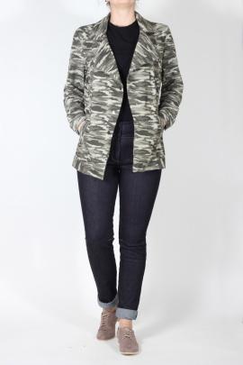 Куртка Mirolia 541 камуфляж