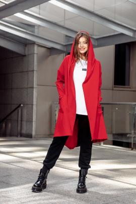 Кардиган Rawwwr clothing 163 красный