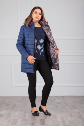 Куртка LUXTEX 2317 синий