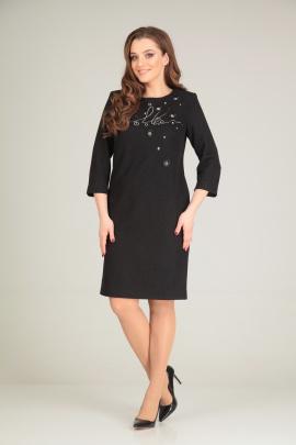 Платье Basagor 515 черный