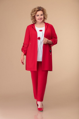 Женский костюм Svetlana-Style 1416 красный