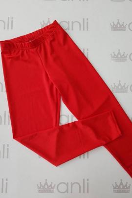 Леггинсы Anli 046 красный