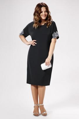 Платье Панда 469680 черный