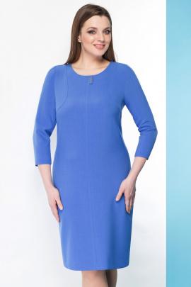Платье Линия Л Б-1629 синий