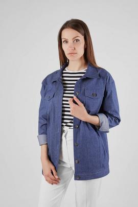 Куртка Legend Style G-012 джинсовый