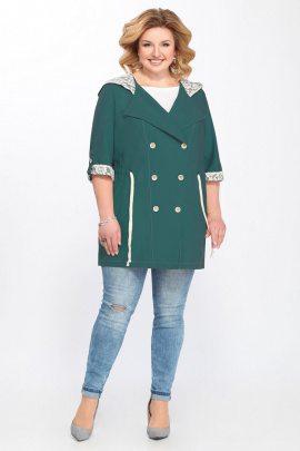 Куртка Matini 2.1279 бирюза