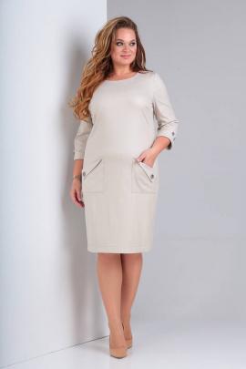 Платье SVT-fashion 540 беж