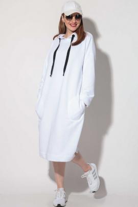 Платье SOVA 11104 белый