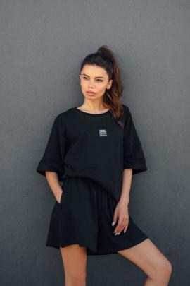 Шорты Rawwwr clothing 159 черный