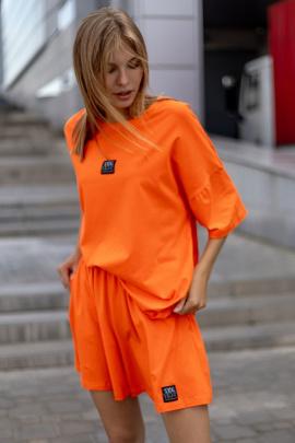 Шорты Rawwwr clothing 159 оранжевый