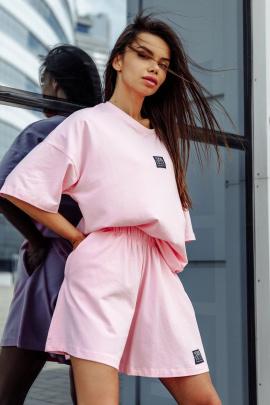 Шорты Rawwwr clothing 159 розовый