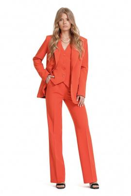 Женский костюм PiRS 1337 оранжевый