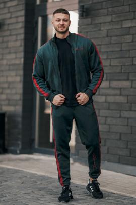 Олимпийка Rawwwr clothing 115 изумруд