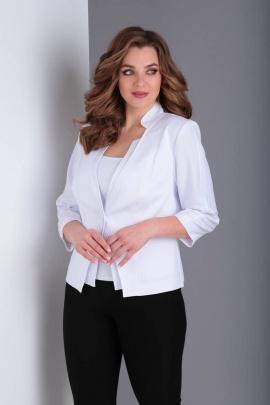Жакет Rishelie 498 белый