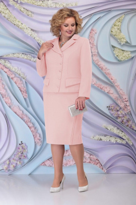 Женский костюм Ninele 5796 пудра