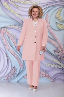 Женский костюм Ninele 5799 пудра