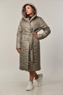 Пальто Diamant 1549 олива