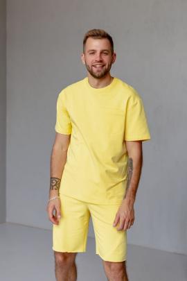 Шорты Rawwwr clothing 090 лимон