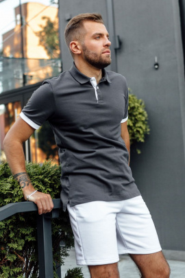 Футболка Rawwwr clothing 026 серый