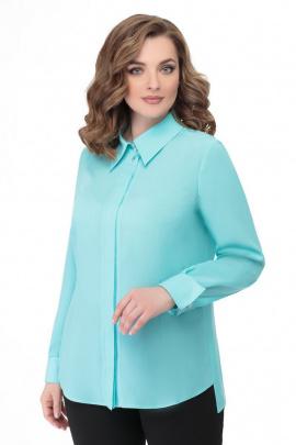 Блуза БелЭкспози 1232 мятный