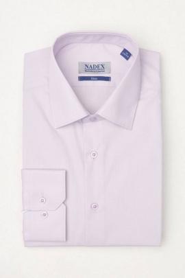Рубашка Nadex 317022И_170 светло-сиреневый