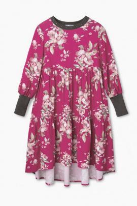 Платье Bell Bimbo 203084 набивной