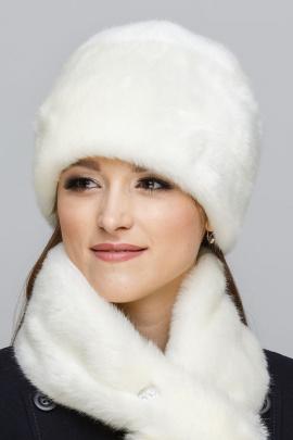 Шапка Зима Фэшн 061-1-01 молочный
