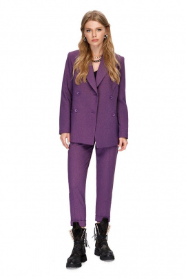 Женский костюм PiRS 635 фиолетовый