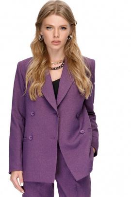 Жакет PiRS 636 фиолетовый