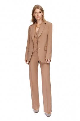 Женский костюм PiRS 1387 бежевый
