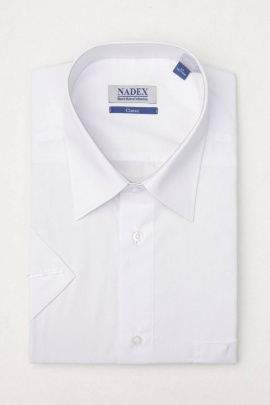 Рубашка Nadex 744071И_182 белый