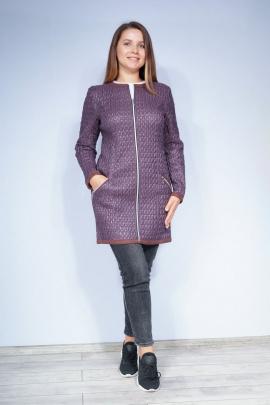Куртка LUXTEX 0416 фиолет