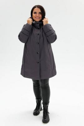 Пальто Bugalux 461 164-серый