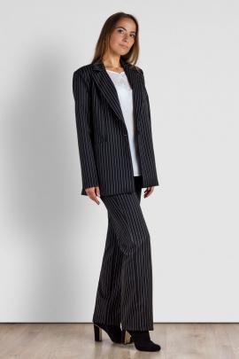 Женский костюм Mirolia 801-К чёрный